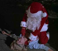 Silent Night Deadly Night santa