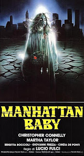 Manhattan Baby poster