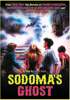 Sodoma's Ghost poster