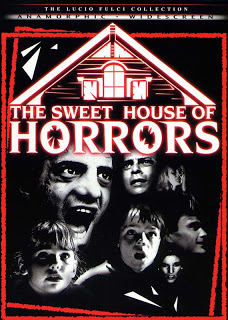 Sweet House of Horror poster