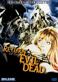 Return of the Evil Dead poster