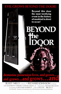 Beyond the Door poster