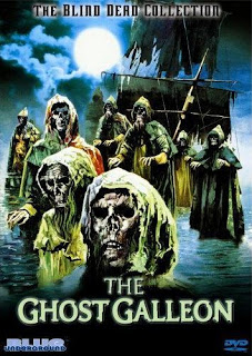 The Ghost Galleon poster