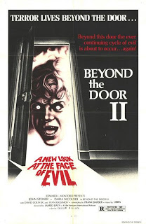 Beyond the Door II poster