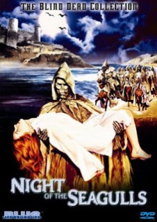 Night of the Seagulls poster