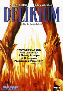 Delirium 1972 cover