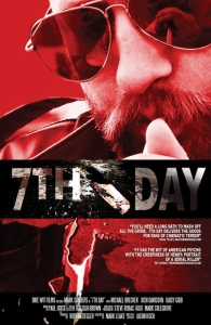 7th Day poster