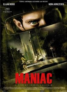 Maniac 2012 poster