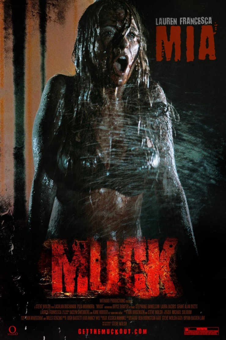 Muck poster - Muck Theatrical Trailer Released