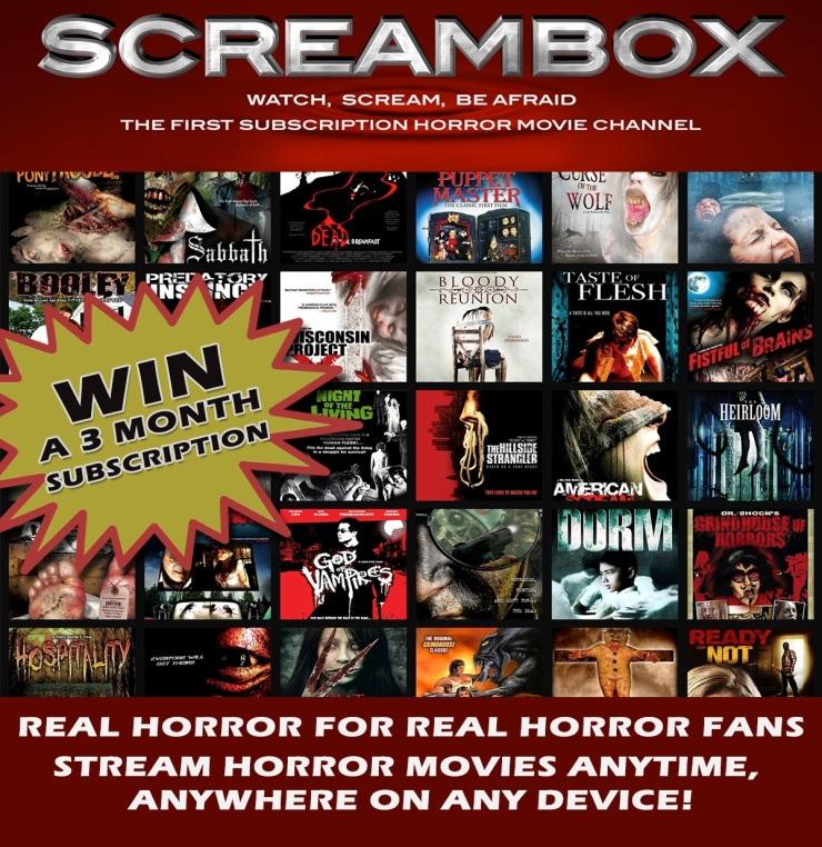 Contest 3 Month - Screambox