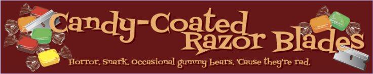 Candy Coated Razor Blades banner