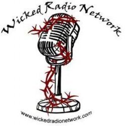 Wicked Radio Network button