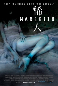 Marebito poster - Underrated Asian Horror Movies