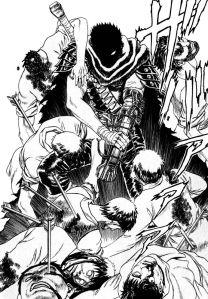 Berserk Manga Series 2