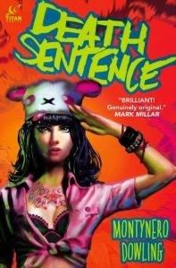 Death Sentence vol 1 cover