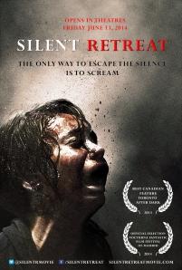 Silent Retreat poster