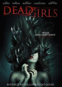Dead Girls DVD art