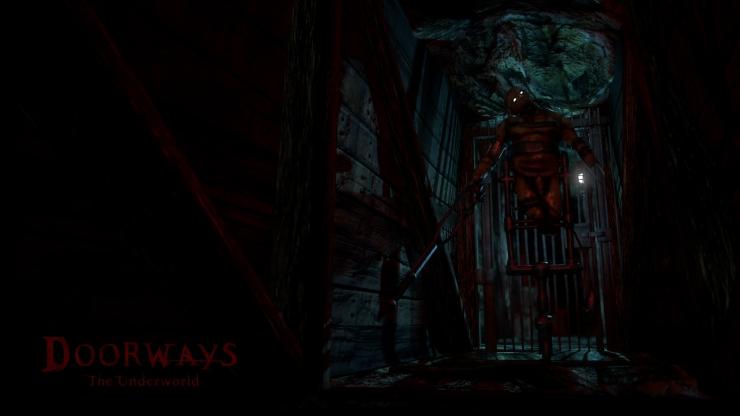 Doorways - The Underworld - Key Art - Wheeler