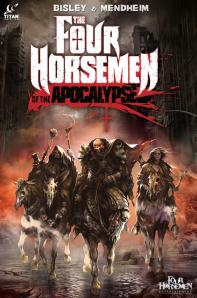 Four Horsemen of the Apocalypse cover