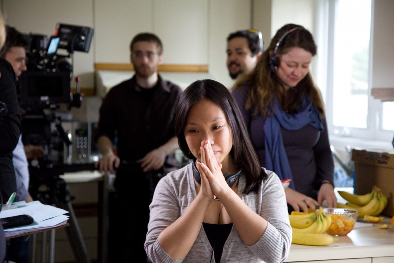 Tricia Lee - Behind the Scenes of Clean Break